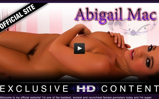 Nice hd porn site with the videos of Abigail Mac