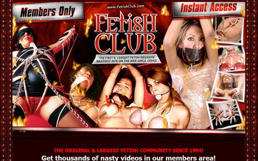 Best pay sex site providing raw fetish content