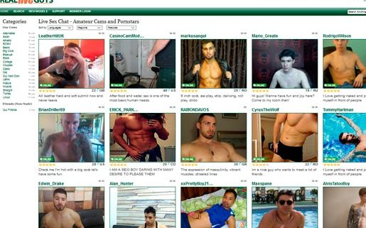 Good paid porn site where you can chat with a huge number of gay guys