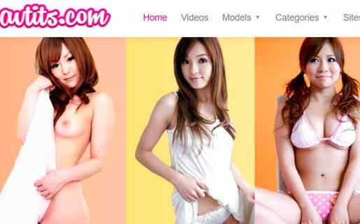 Popular paid xxx website full of hot Japanese pornstars