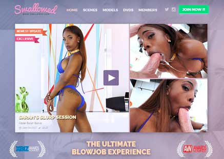 Best hd sex website featuring swallow porn films