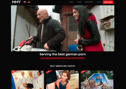 Top premium sex website with German porn pics