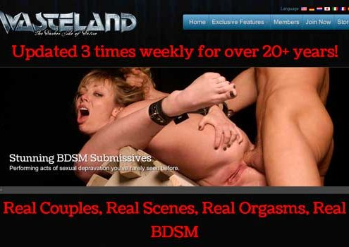 Good premium porn site showing the hardest bdsm xxx scenes